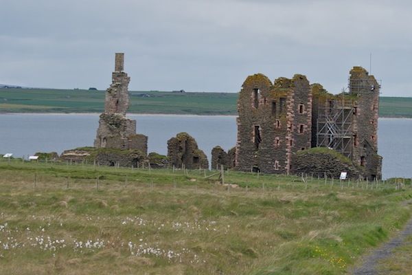 Castle Sinclair, Wick