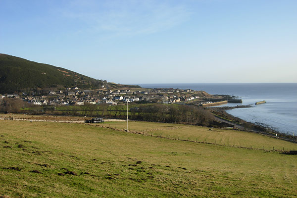 View of helmsdale