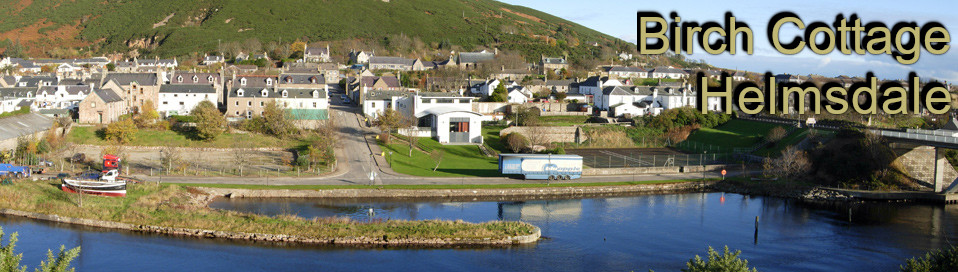 Road Bridge in Helmsdale